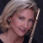 Donna Wissinger, professional flutist, artist, performer, educator, speaker