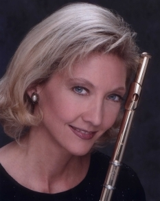 Donna Wissinger, profesional flutist, artist, performer, educator, speaker