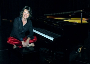 Joy Myers, pianist, performer, educator