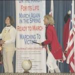 American Revolution march