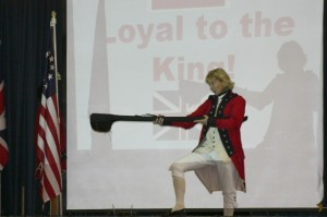 American Revolution - Loyal to the King