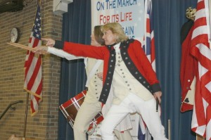 The World Turned Upside Down: Music and Stories of the American Revolution