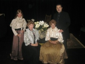 Southern Stories Cast